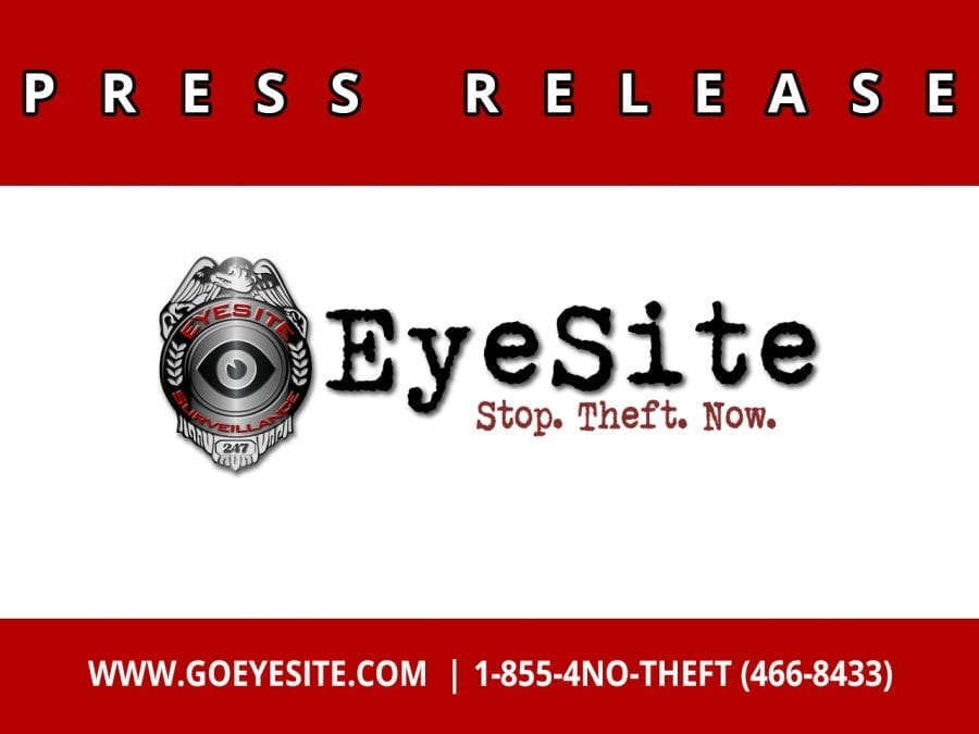 Eyesite Surveillance Press Release