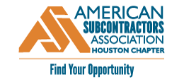 American Subcontractors Association Houston Chapter
