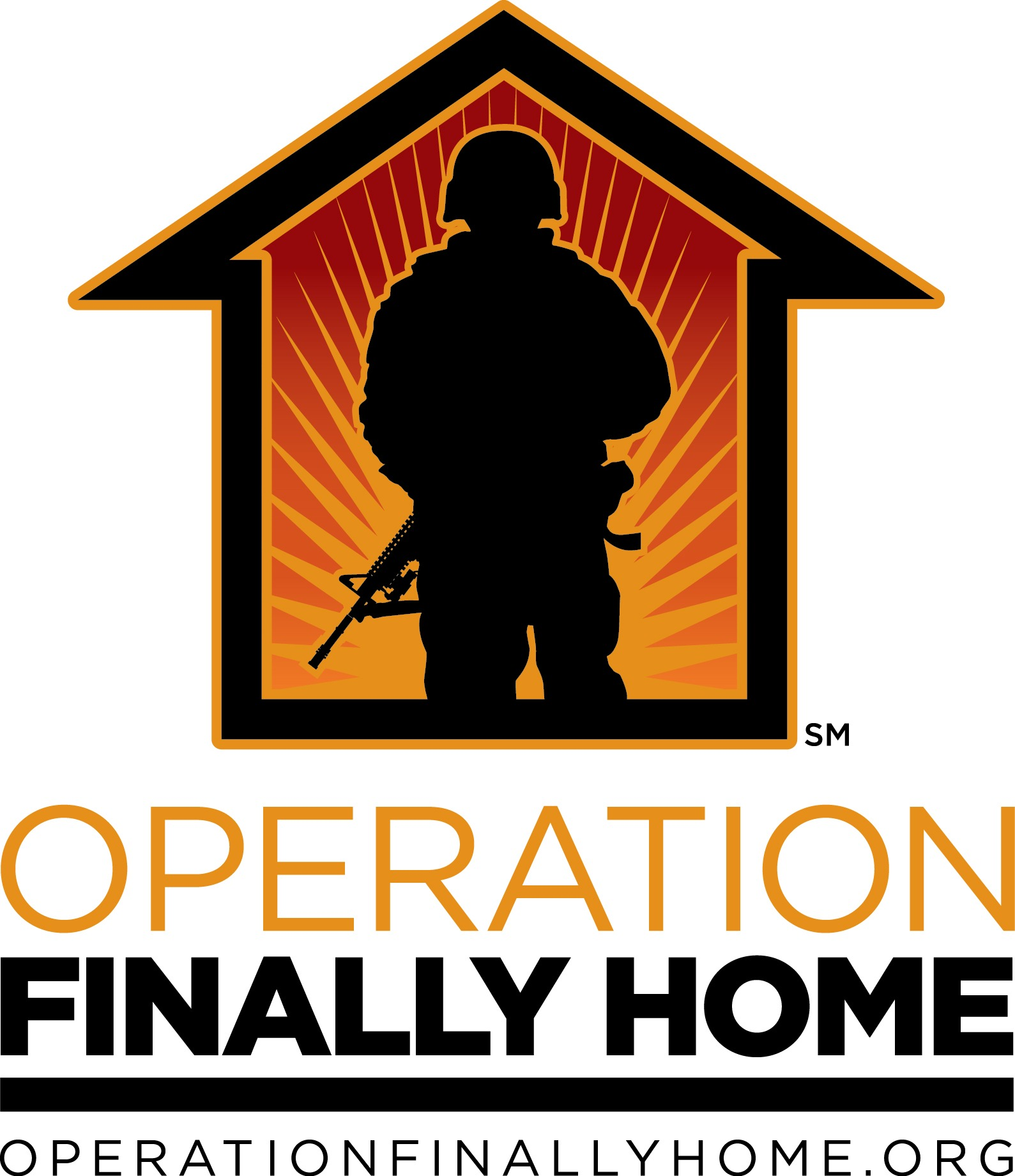 Operation Finally Home logo