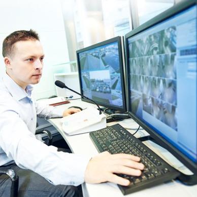 Professional Monitoring Eyesite Surveillance