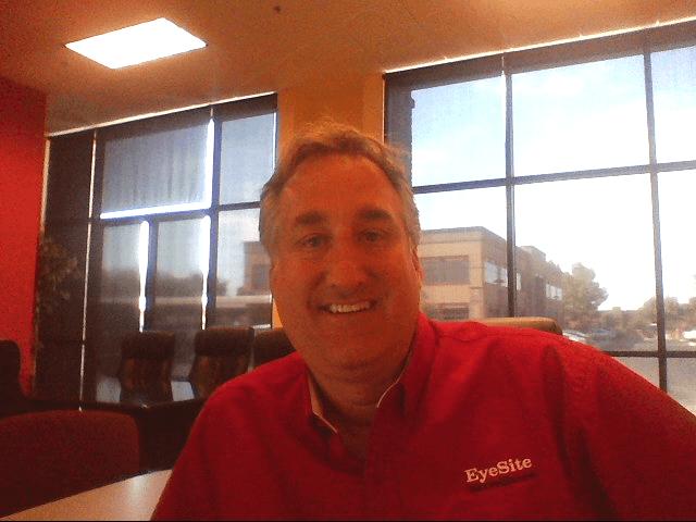 EyeSite Surveillance Red Shirt Fridays