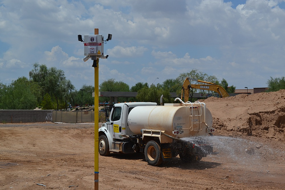 Jobsite Monitoring and Surveillance
