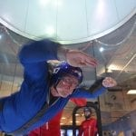 Eyesite Surveillance iFLY company outing