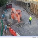 Jobsite Security Camera Footage