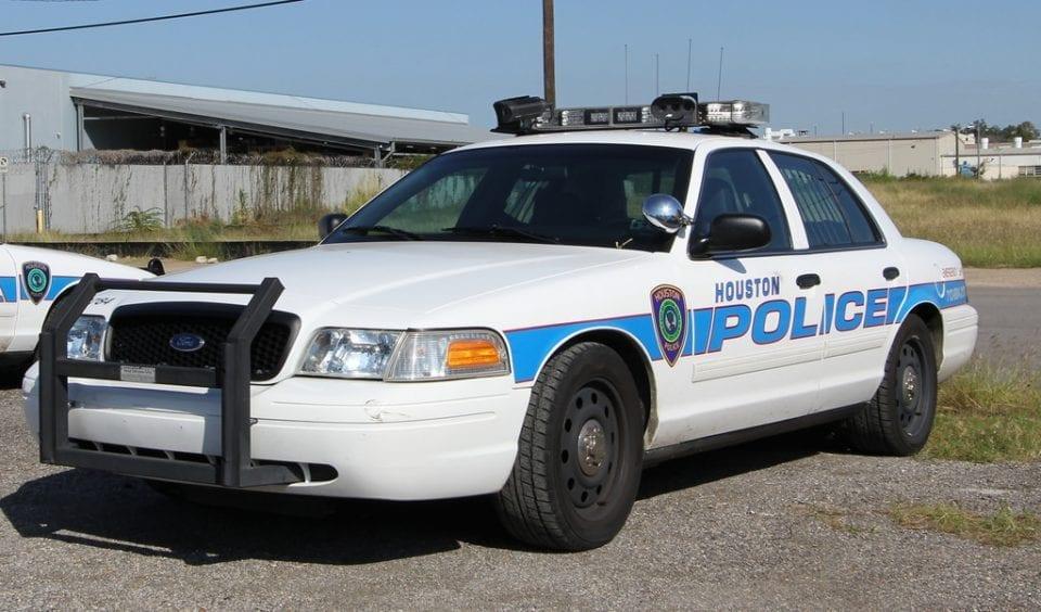 Police dispatch vehicle