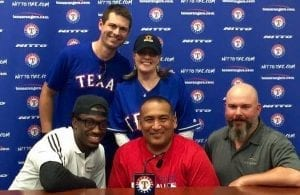 EyeSite Surveillance Texas Rangers