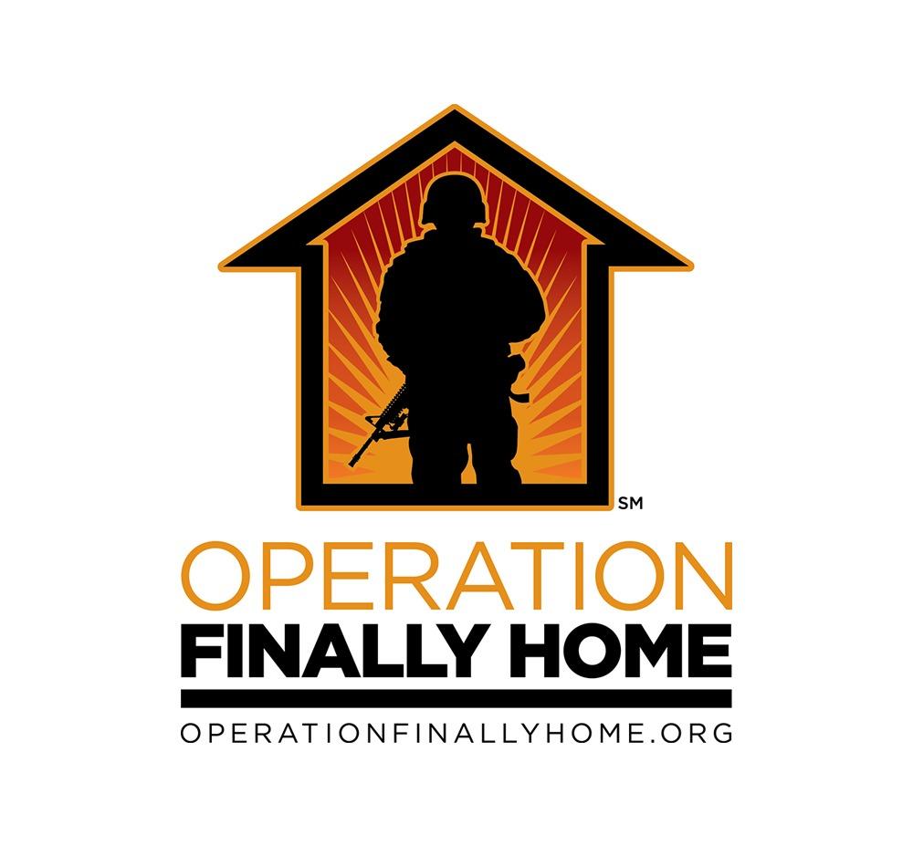 Operation Finally Home logo