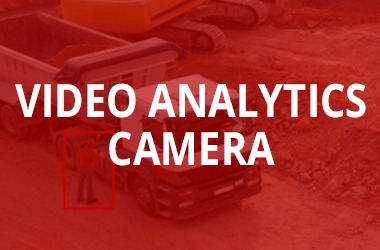 Video analytics camera