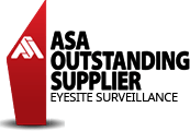 ASA Outstanding Supplier awarded to EyeSite Surveillance