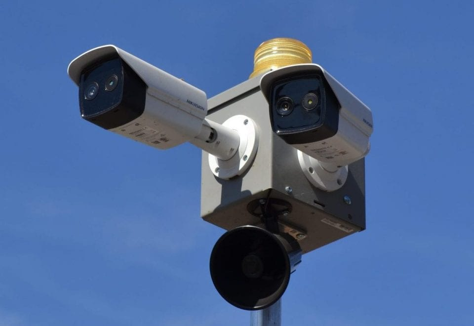 Eyesite Security Camera System